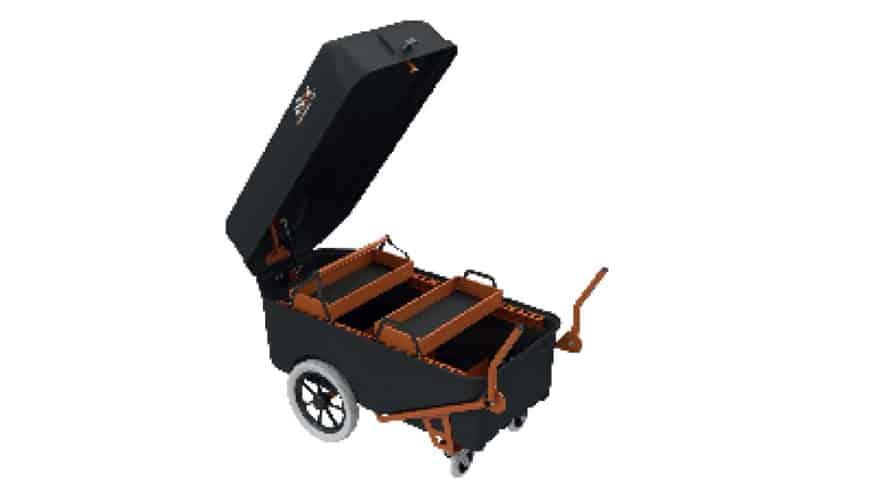 Mobil verktygslåda